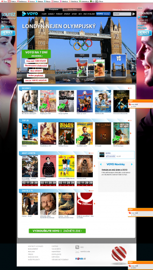 30 07 2012: TV Nova expands live streaming service - MJO