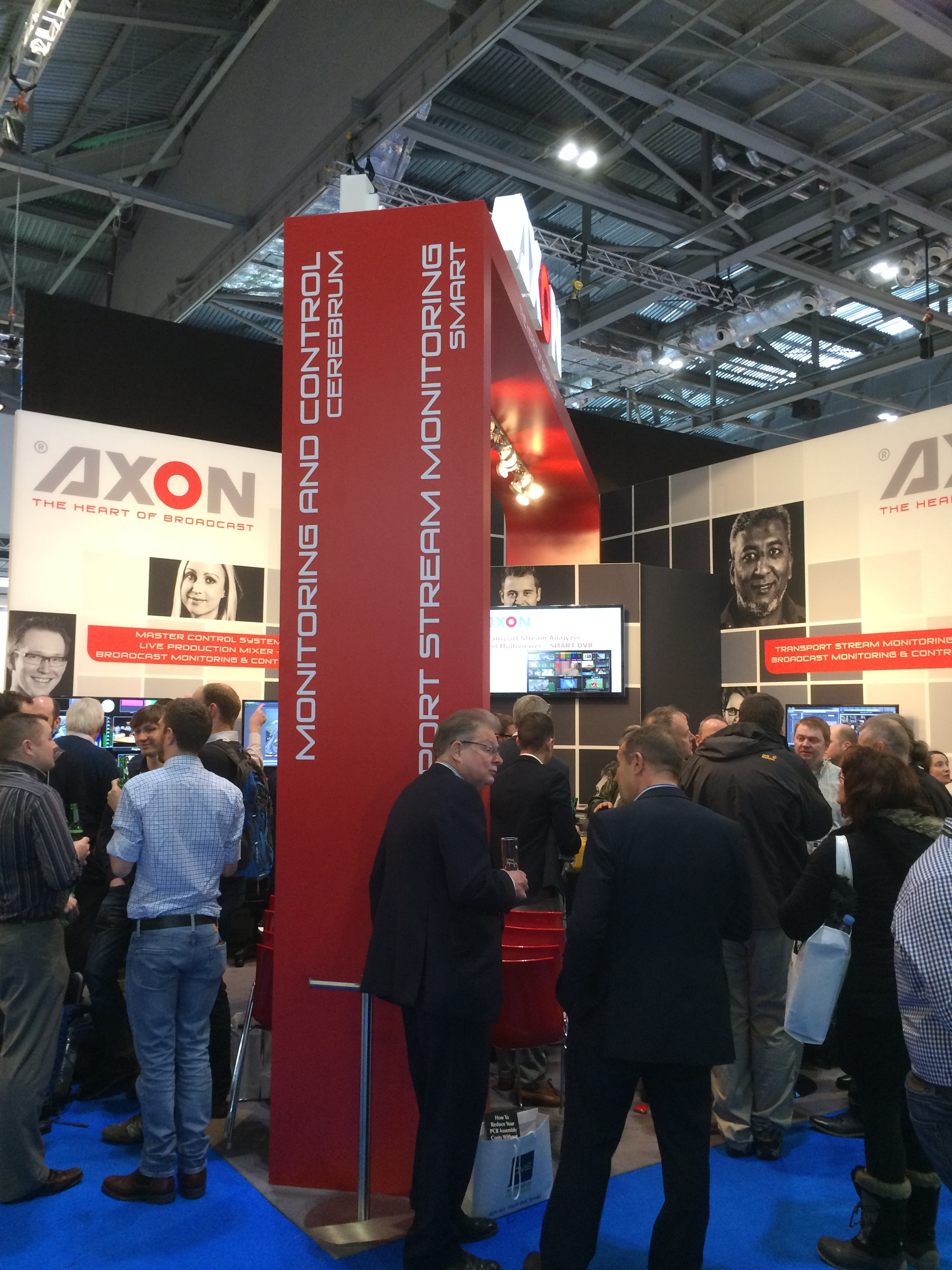 Axon brings 4K production to BVE - MJO Communications