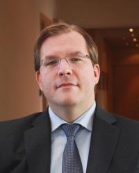 Patrick Van Den Berg, CFO EMG